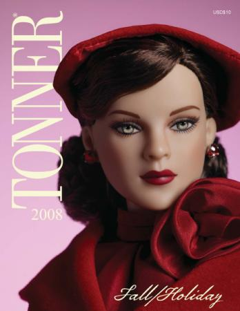 2008 Tonner Doll Company Fall/Holiday