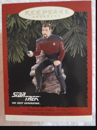 Commander William T. Riker 1996